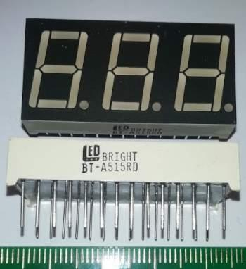 LED display BT-A515RD