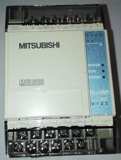 FX1N-10MT PLC Mitsubishi .. cena na dotaz / price on request